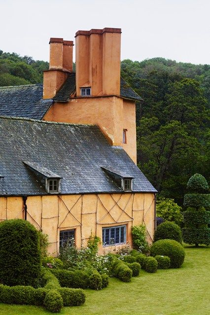Created from nothing in the space of eight or nine years, Arne Maynard's garden at Allt-y-bela, an ochre-walled, late-medieval farmhouse, shows that he is still very much a hands-on gardener.