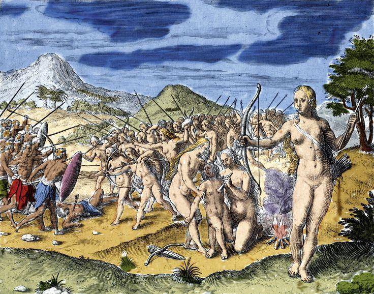 cameliapr: La gran odisea de Francisco de Orellana