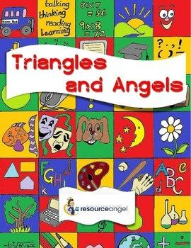 Resource Angel is proud to present our 'Triangles and Angels' pack (please note we have made a deliberate play on words). We hope that you find this pack as useful as we have. All activities have been tried and tested within a UK classroom. Knowing the basics of triangles and angles means that students have a good foundation for