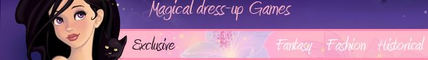 Azalea's Dress up Dolls - Magical Dress up Games - For hen you need help with character design inspiration, but can't manage stick figures