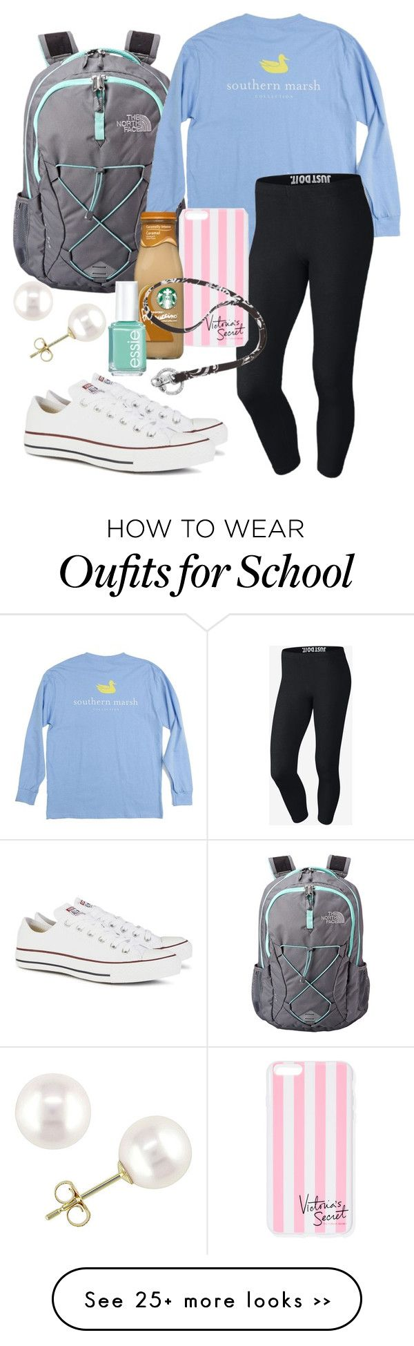 """school"" by sofiaestrada on Polyvore"