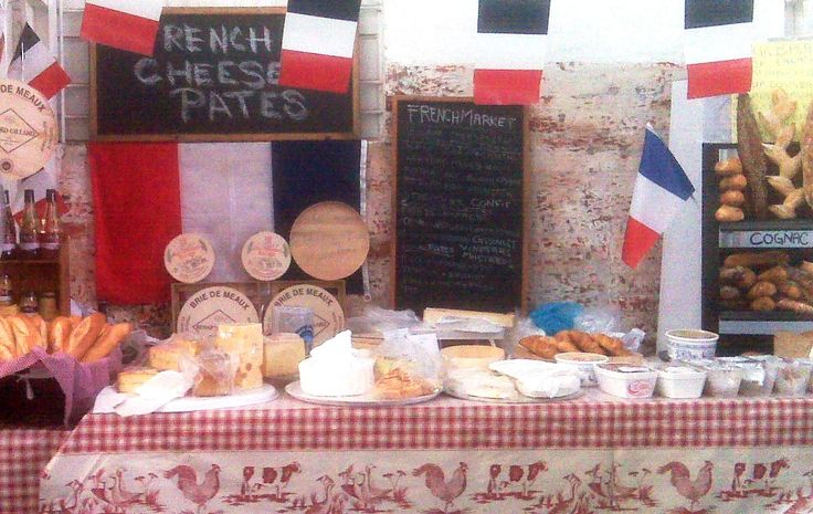 French Market @ Old Biscuit Mill, Woodstock