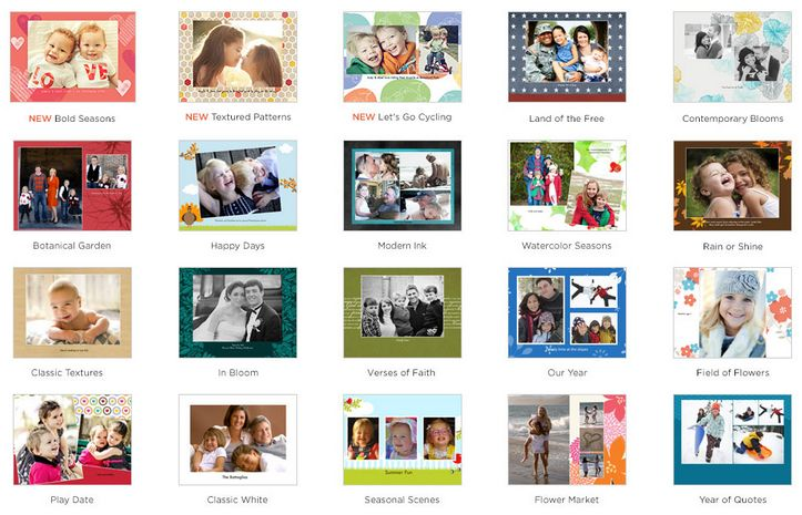 FREE Calendar from Shutterfly Ends 6/23