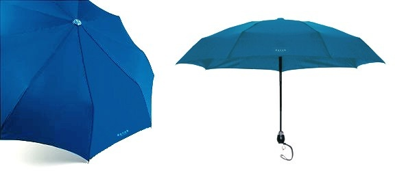 DAVEK-Traveler Umbrella Royal Blue - DAVEK Umbrellas - Boston & Boston by BRAND