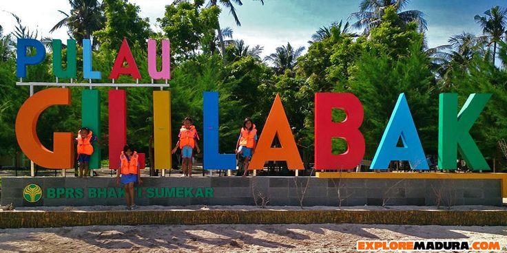 Pulau Gili Labak, Madura