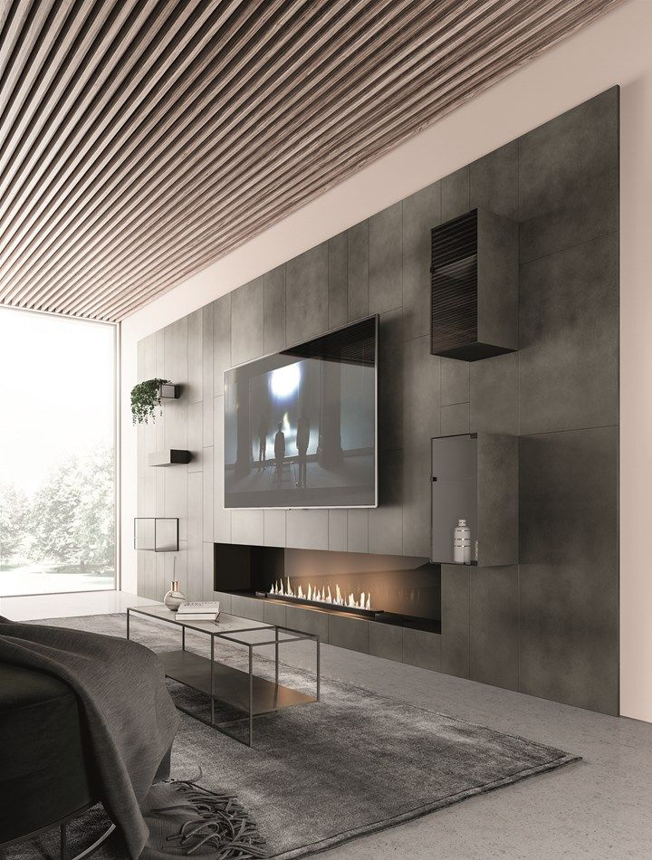 Freely Accessorised Kitchen And Living Room Walls Condo Living Room Living Room Wall Living Room