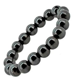 Sphere 8mm Brazilian Style Magnetic Bracelet Gelang Pria Wanita Cantumkan size pada saat pemesanan ada pilihan ukuran : Size 20 cm Size:19 cm Size:18 cm Size:17 cm Size 16 cm (biasanya ukuran untuk wanita)  Specifications: Type: Bracelet Hand Chain Style: Unique Fashion Cool Material: Magnetic Stone Color: Black / Dark Grey Adjustable Elastic Stretch Bracelet  Features: 100% Brand new Stunning looking piece of jewelry suitable for most occasions Shiny and bright Anti-bacterial and…