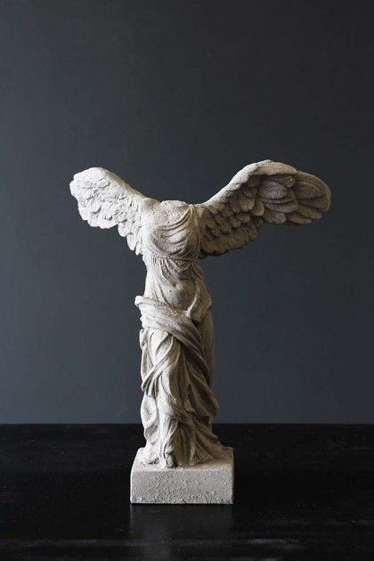 Stone Effect Angel Statue from Rockett St George