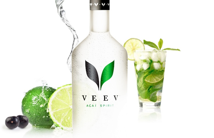VeeV is the perfect liquor when wanting to try something different!