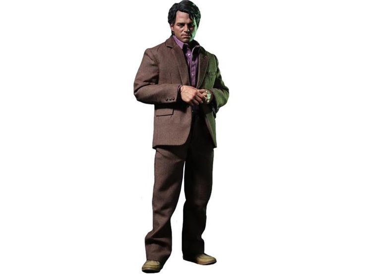 1 6 Scale Movie Masterpiece The Avengers Bruce Banner By Hot Toys Bruce Banner Action Figures Hot Toys Hulk Avengers
