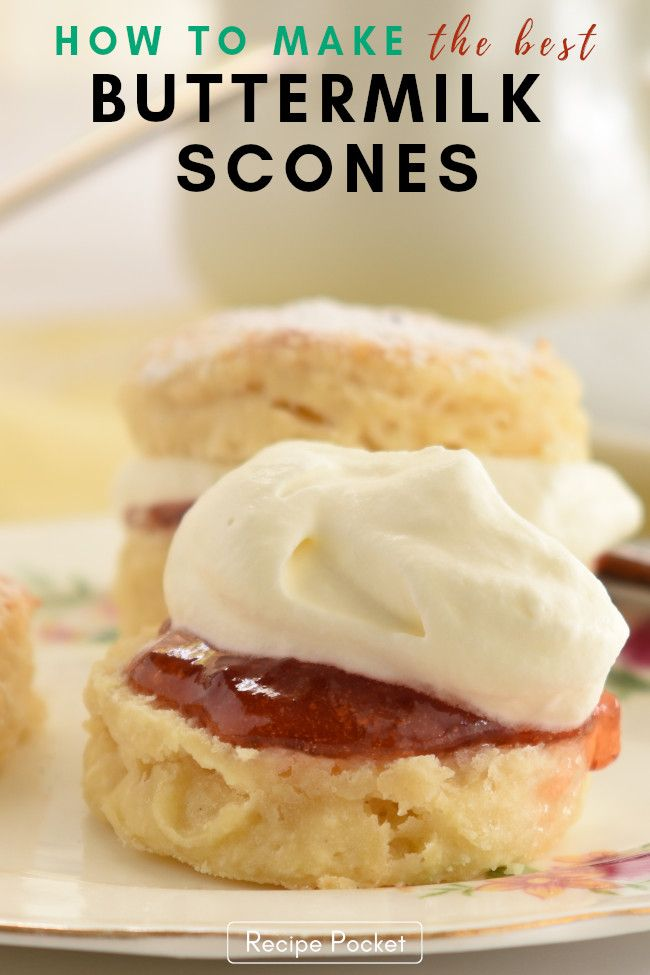 Easy Soft And Fluffy Buttermilk Scones Recipe Makes 16 Scones Recipe In 2020 Scone Recipe Scones Recipe Easy Buttermilk Scone Recipe