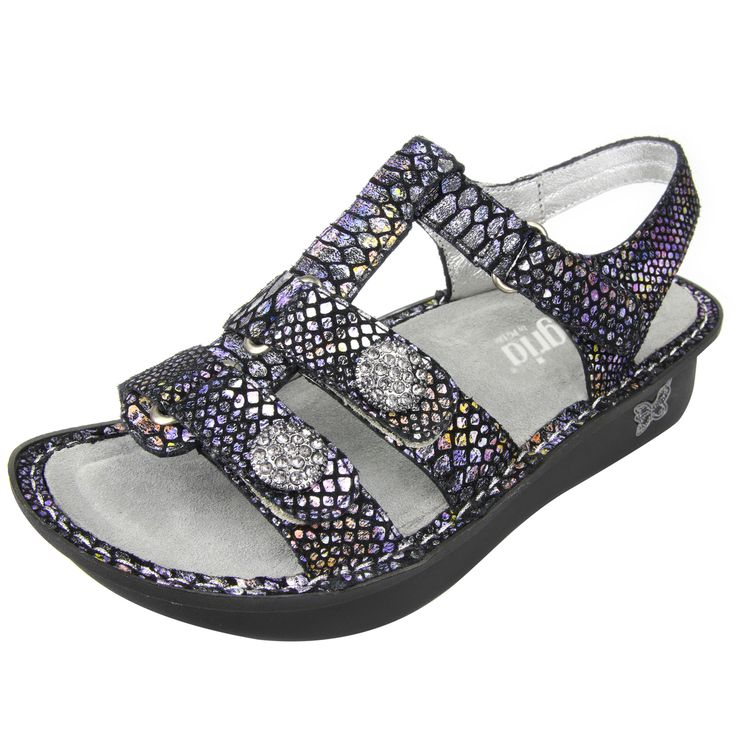 Alegria Kleo Zesty comfort sandals for women