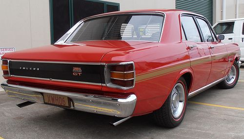 Ford Falcon XW GT-HO 351/4speed