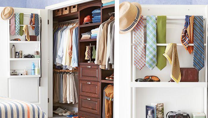 Closet Door Organizer