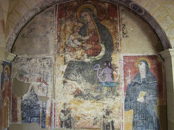 Il Monastero di San Giovanni Evangelista Lecce http://www.salentoacolory.it/wp-content/uploads/2013/12/19.jpg