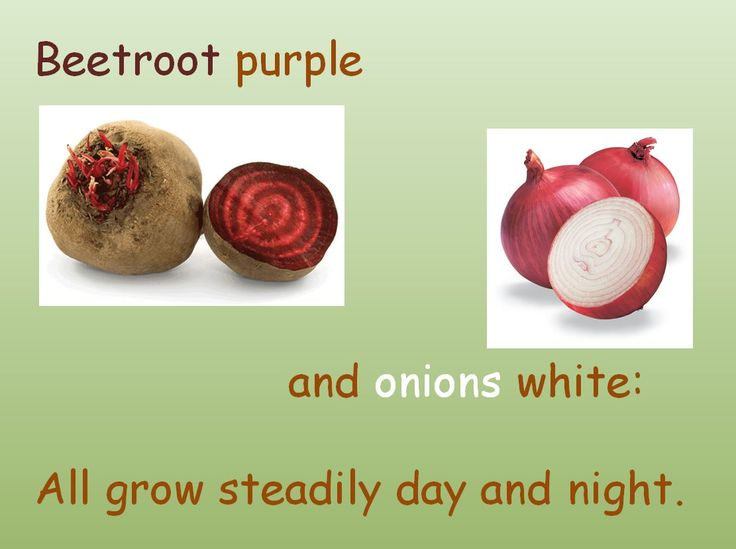 A illustrated Power Point to be used to illustrate the fruit and vegetables mentioned. It can be used as a singing aid or a discussion point.