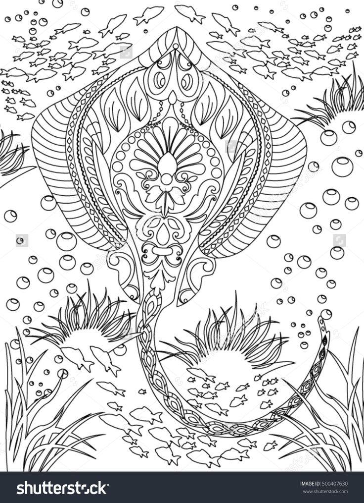 sea coloring pages - the 25 best ocean coloring pages ideas on pinterest