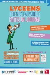 La charte des journalistes jeunes :  http://www.creerunjournallyceen.fr/ressources-charte.html