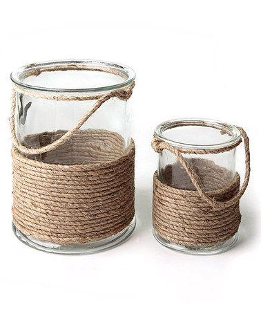 Another great find on #zulily! Hurricane Rope Handle Bucket Set by Napa Home & Garden #zulilyfinds