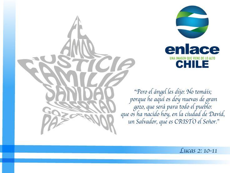 Canal 50 Enlace, Chile celebra junto a su gran familia la dicha del nacimiento de nuestro Salvador. Los corazones mansos entienden la Navidad más allá de las palabras.