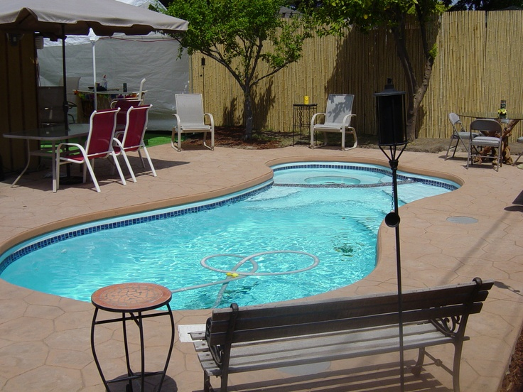 17 best images about small pools on pinterest small for 10x20 pool design