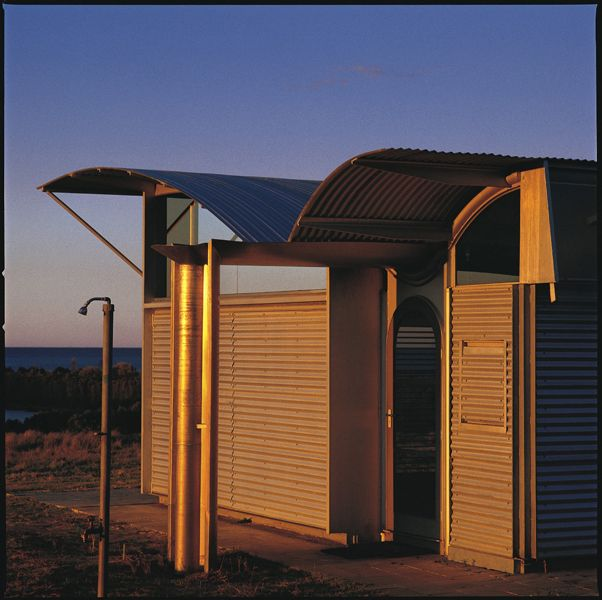 Magney House New South Wales 1982/1999 by the sea