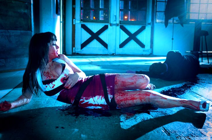 """classichorrorblog: """"Katharine Isabelle In American Mary (2013) """""""