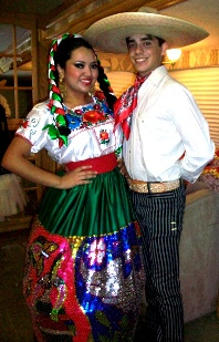 Jarabe Tapatio- Jalisco.  This was at the Pomona Fair in 2010.