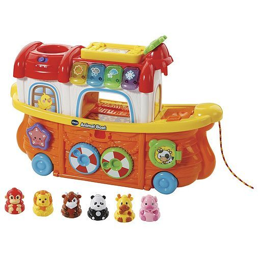 Tesco direct: VTech Toot-Toot Animals Boat