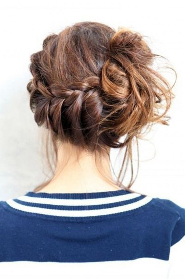 Women's Ancient Greek Hairstyles (1)