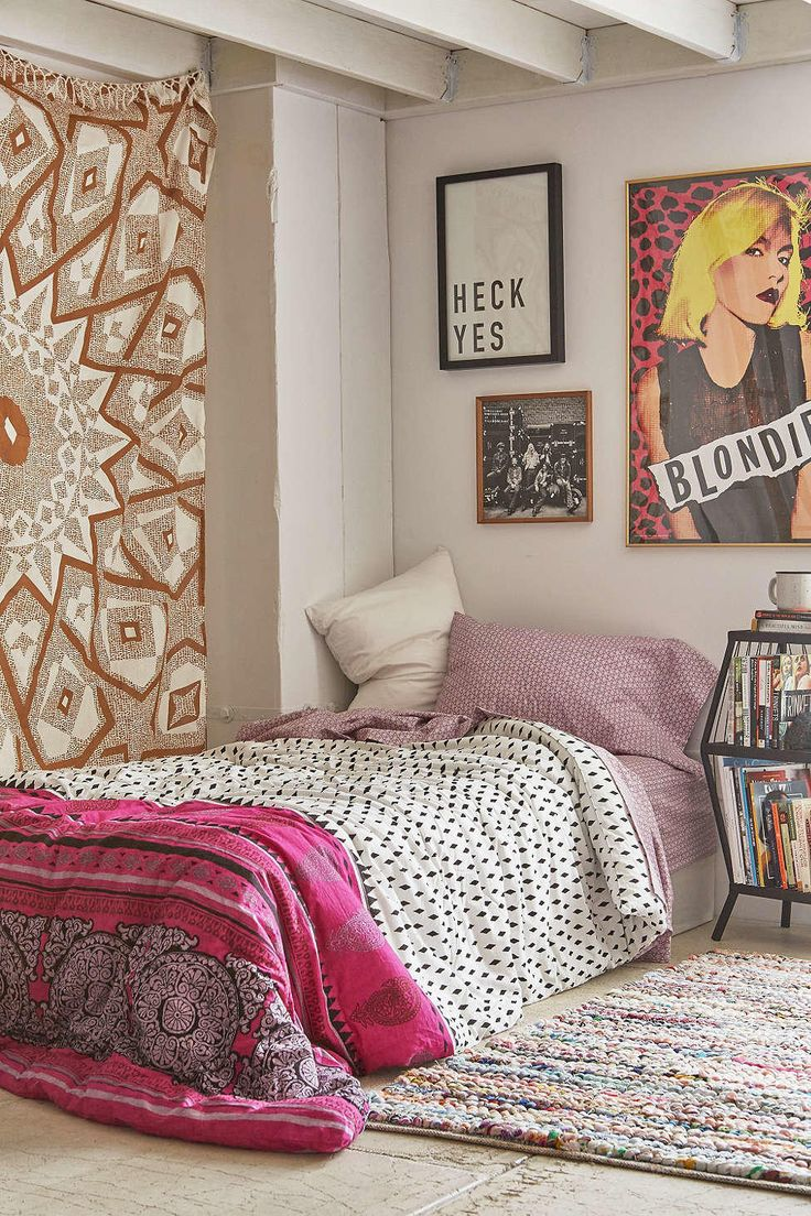 Magical Thinking Samira Geo Wood Bed-In-A-Bag Snooze Set - Urban Outfitters