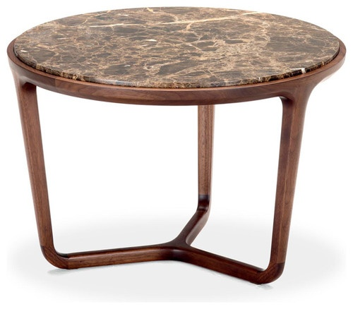 Found the stone version! do they make this in a dining table format? Ceccotti Stella Coffee Table modern side tables and accent tables