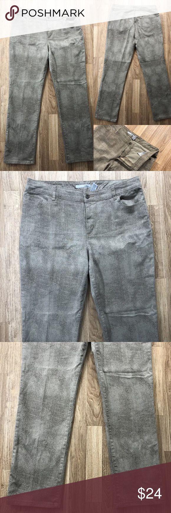Chico Platinum ultimate fit slim leg Jeans 2.5 Chico