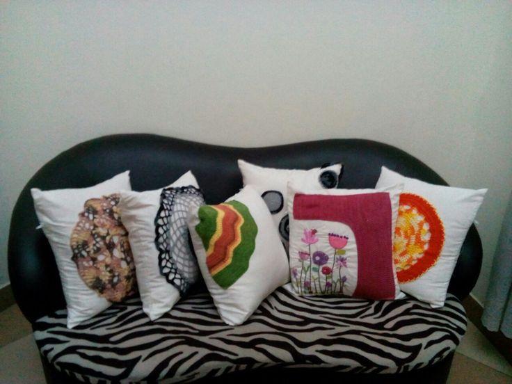 6 Pillow my handmade