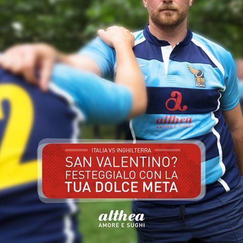 Alle 15 su DMAX Italia c'è Italia VS Inghilterra! Ci saranno anche i ragazzi di Libera Rugby Club con un servizio da non perdere! E voi cosa scegliete, meta, metà o tutt'e due? Ph di Alessandro Iovino #sanvalentino