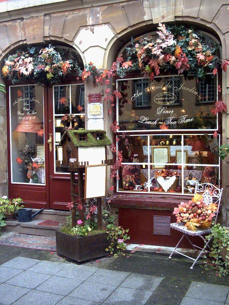 The 25 best strasbourg shopping ideas on pinterest best for Au fond du jardin strasbourg madeleine