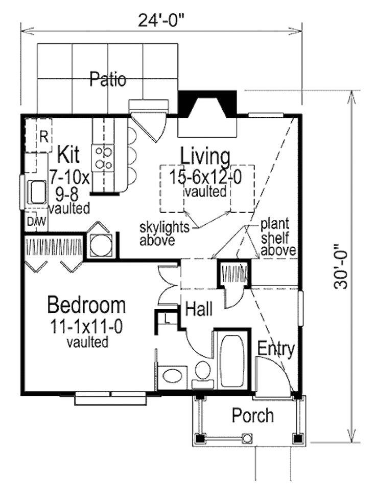 Floor Plan 57 267 Lots Of Potential