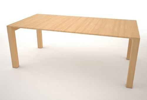 Extendable Table by Vidame Creation