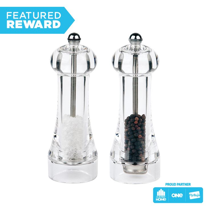 Peugeot Salt and Pepper Grinders #flybuysnz #peugeot #360points #OFHNZ