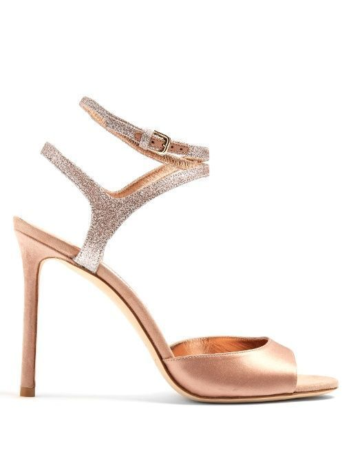 7e7db29a799775 JIMMY CHOO Helen 100Mm Satin Sandals.  jimmychoo  shoes  sandals   JimmyChooHeels