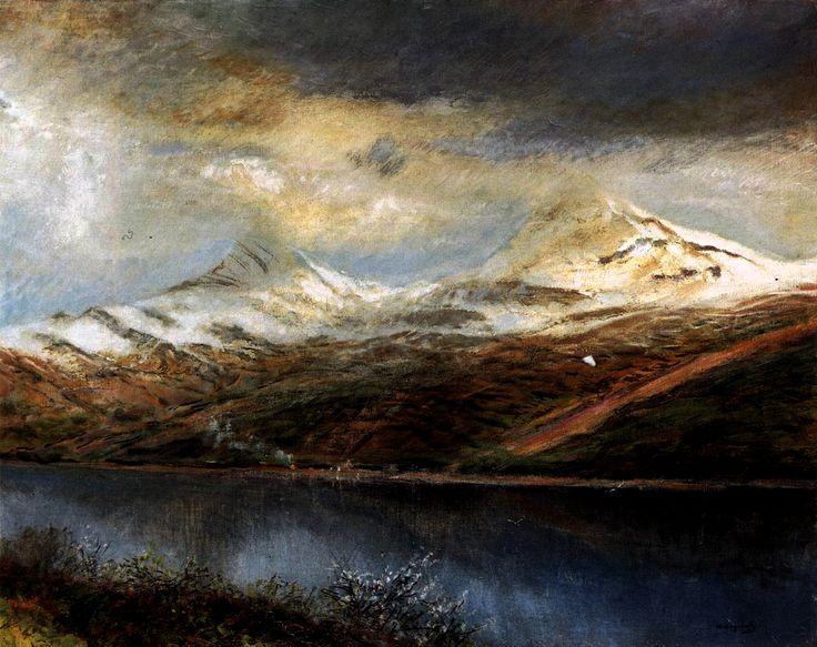 Mednyánszky László - Hungarian painter