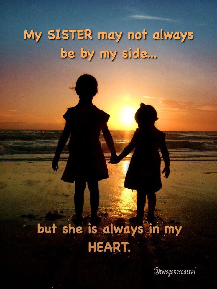 Habe zwar keine Schwester aber das gleiche gilt natürlich au für Brüder und zwar meine,bin stolz auf euch