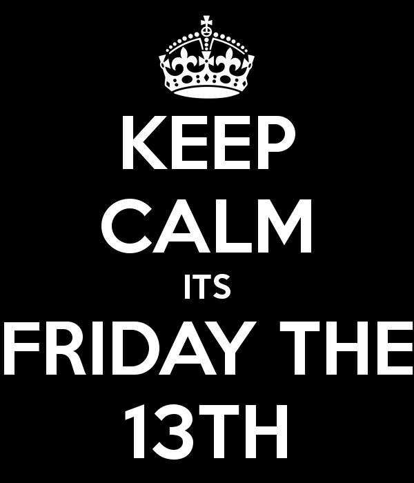 Quotes About Friday The 13th