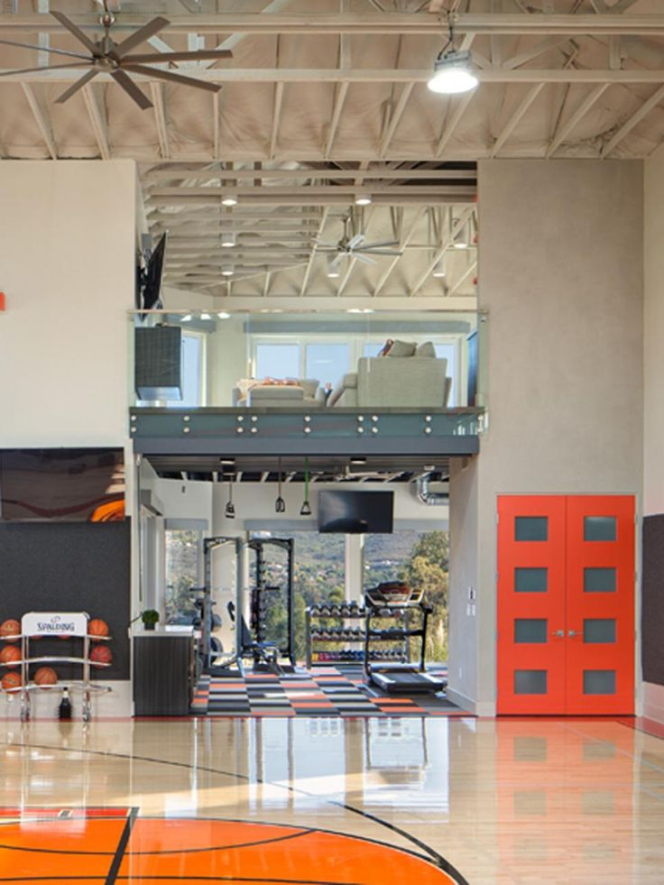 Best 25 indoor basketball court ideas on pinterest for How much to build a basketball court