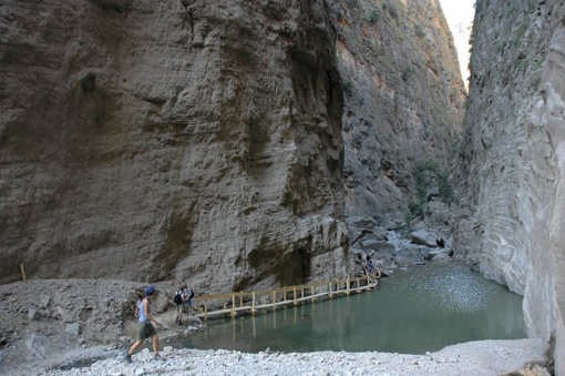 VISIT GREECE| Samaria gorge, Crete