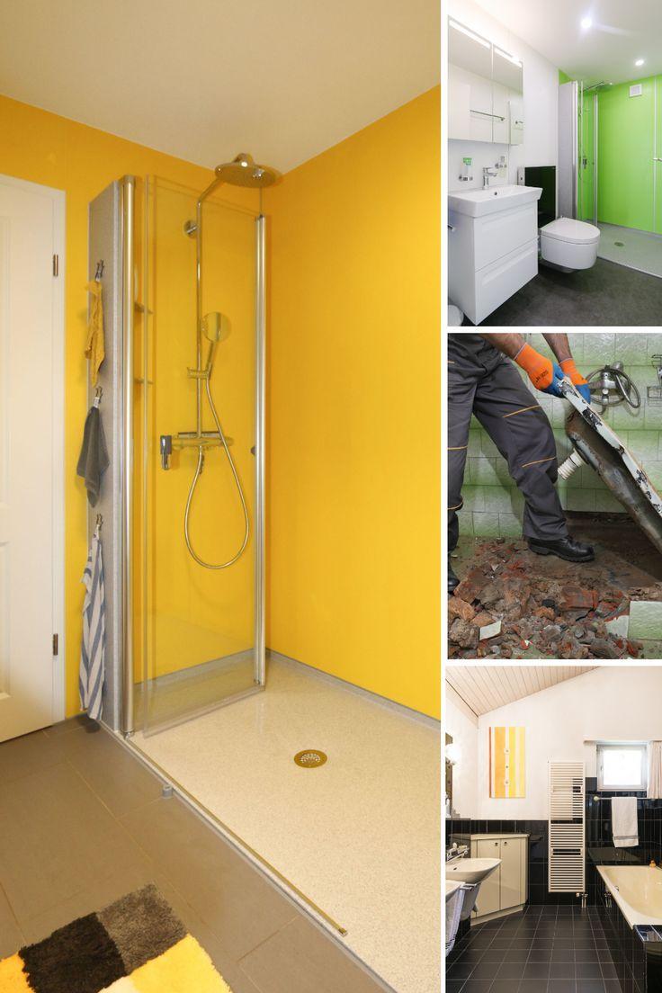 Was Kostet Die Sanierung Eines Badezimmers Wirklich Www Aroundhome De Badsanierung Bad Sanieren Sanierung