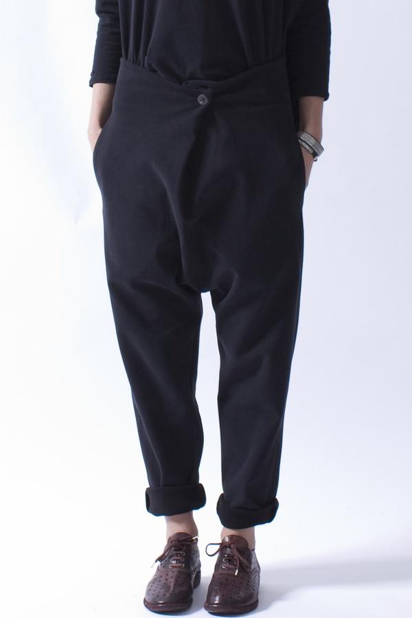 Incrocio Black Trouser                                                                                                                                                                                 More