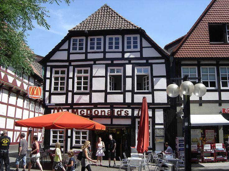 Unusual McDonald's Locations_McDonald's in Hameln, Lower Saxony, Germany