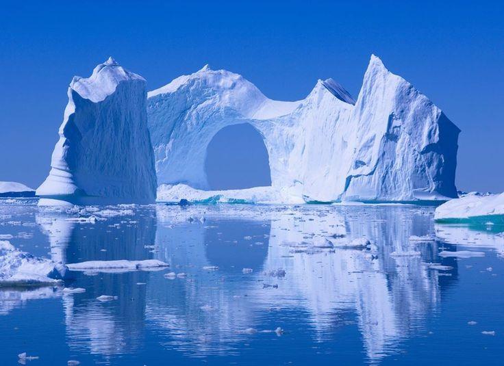 Patagonia Natural scenery, Global warming, Sea level rise