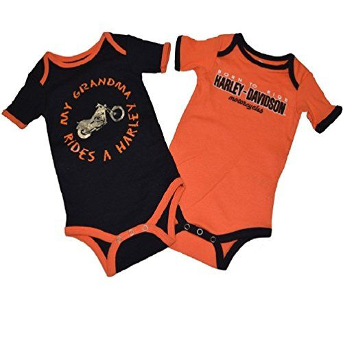 Harley Davidson Baby Clothes Entrancing 23 Best Baby Gifts For Bikers And Harley Davidson Fans Images On Decorating Design